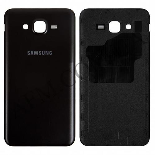 Задняя крышка Samsung J700H/  DS Galaxy J7 чёрная