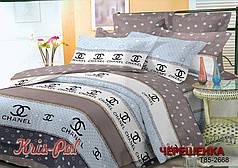 Полуторный набор постельного белья 150*220 из Полиэстера №852668 KRISPOL™
