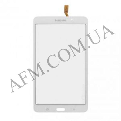 Сенсор (Touch screen) Samsung T230 Galaxy Tab 4 7.0 (Wi- Fi) белый оригинал