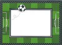 Футбол 32 вафельная картинка