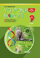УСІ уроки. Усі уроки біології. 9 клас. ПБУ006