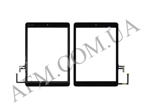 Сенсор (Touch screen) iPad Air/  iPad Air 5 черный полный комплект