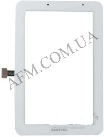 Сенсор (Touch screen) Samsung P3110 Galaxy TAB 2 (Wi- Fi) белый оригинал, фото 2