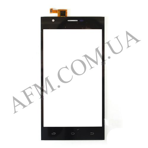 Сенсор (Touch screen) Nomi i503 чёрный