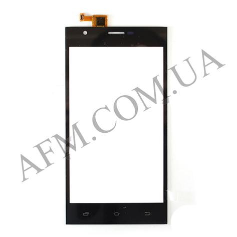 Сенсор (Touch screen) Nomi i503 чёрный, фото 2
