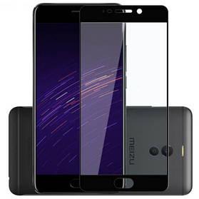Стекло Full Coverage для Meizu M6 Note цвет Black
