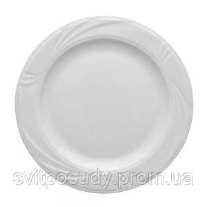 Тарелка плоская 225 мм, Lubiana, фасон ARCADIA, фото 2