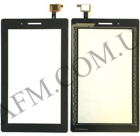 "Сенсор (Touch screen) Lenovo TAB 3- 710F Tab 3 ""7"" чёрный, фото 2"