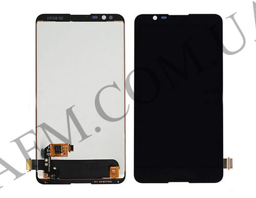 Дисплей (LCD) Sony E2104 Xperia E4/  E2105/  E2115/  E2124 с сенсором чёрный, фото 2