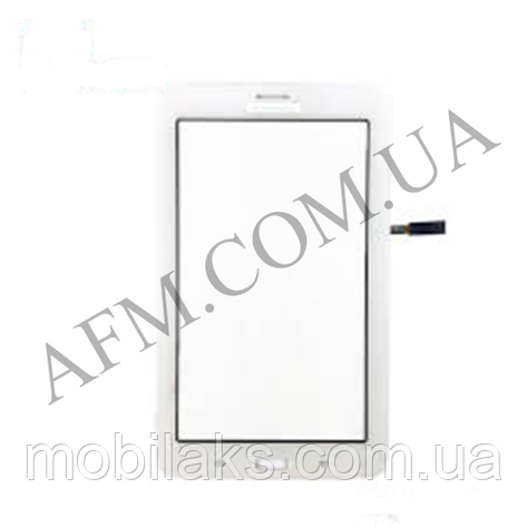 "Сенсор (Touch screen) Samsung T116 Galaxy Tab 3 Lite 7.0"" LTE 3G белый, фото 2"