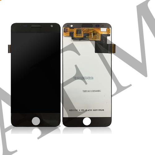 Дисплей (LCD) Prestigio 7501 Grace R7 Duo/  7505 сенсором чёрный