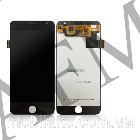 Дисплей (LCD) Prestigio 7501 Grace R7 Duo/  7505 сенсором чёрный, фото 2