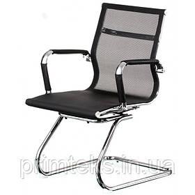 Кресло Solano office mesh black