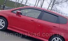 Вітровики вікон Honda Jazz I 2002-2008 (Хонда)