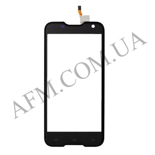 Сенсор (Touch screen) Blackview BV5000 чёрный