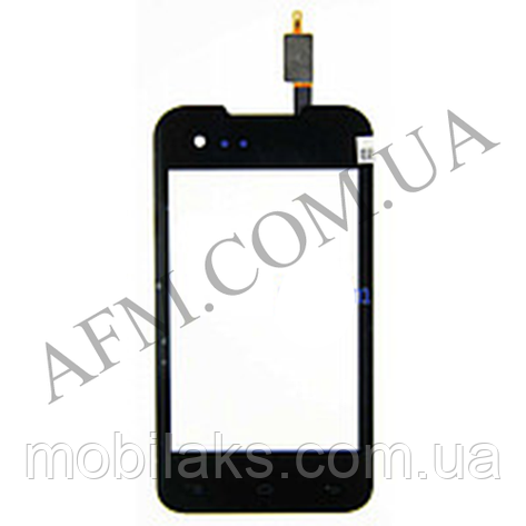 Сенсор (Touch screen) Ergo A551 чёрный, фото 2