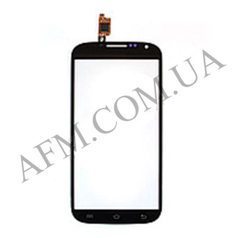 Сенсор (Touch screen) Ergo Smart Tab 5.0 чёрный, фото 2