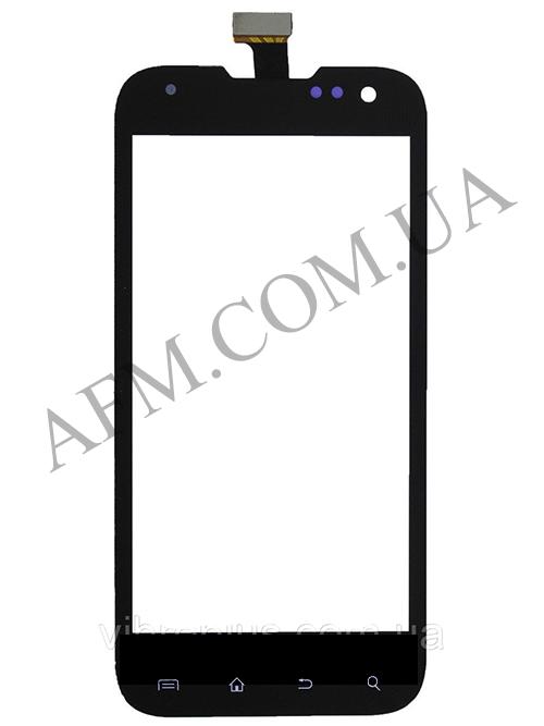 Сенсор (Touch screen) Qumo Quest 454 чёрный