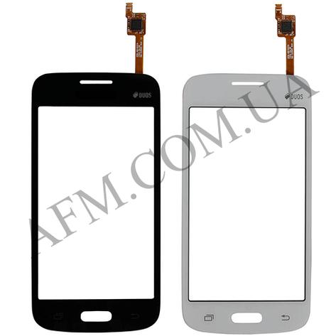Сенсор (Touch screen) Samsung G350E Galaxy Star Advance Duos чёрный, фото 2