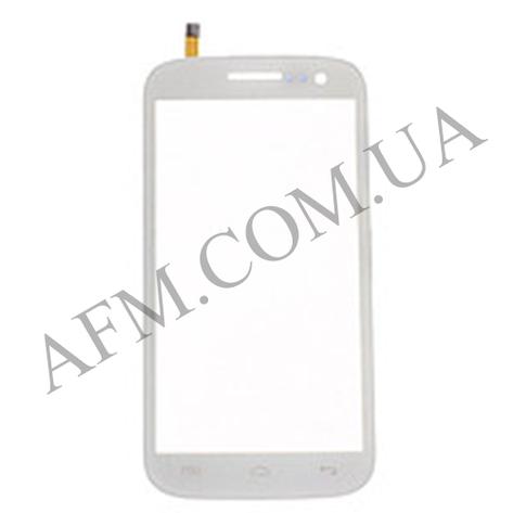Сенсор (Touch screen) Fly IQ451 Vista белый, фото 2