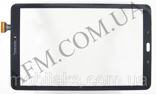 Сенсор (Touch screen) Samsung T560 Galaxy Tab E 9.6/  T561/  T567 чёрный оригинал