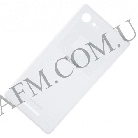 Задняя крышка Sony D2202/  D2203/  D2206 Xperia E3 белая, фото 2