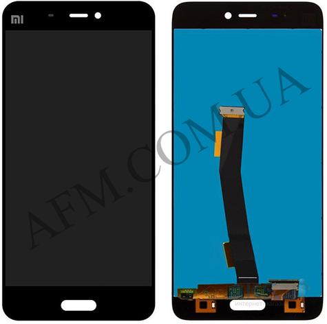 Дисплей (LCD) Xiaomi Mi5/  Mi5 Pro с сенсором чёрный, фото 2