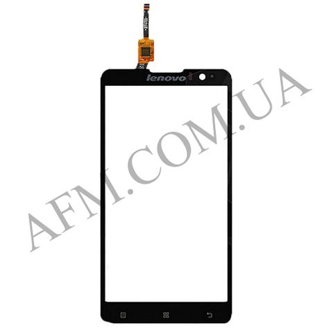 Сенсор (Touch screen) Lenovo A7600 MobilePhone чёрный, фото 2