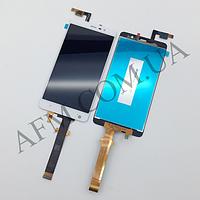 Дисплей (LCD) Xiaomi Redmi Note 3 Pro Special Edition с сенсором белый