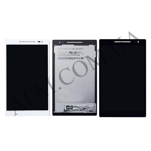 "Дисплей (LCD) Asus ZenPad Z380C 8.0"" Wi- Fi/  Z380KL LTE с сенсором белый"