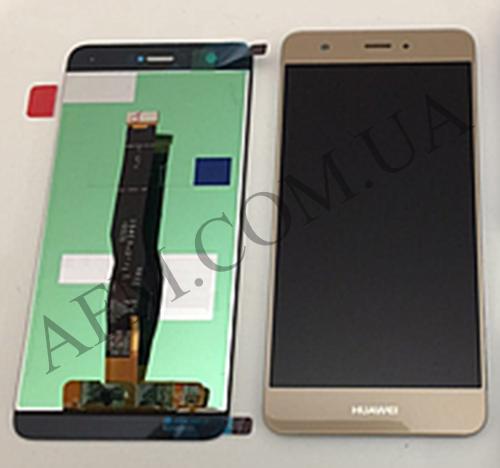 Дисплей (LCD) Huawei Nova (CAN- L11) с сенсором золотой