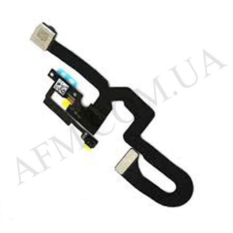 Шлейф (Flat cable) iPhone 7 Plus с фронтальной камерой и датчиком приближения, фото 2