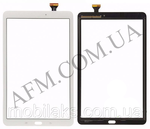 Сенсор (Touch screen) Samsung T560 Galaxy Tab E 9.6/  T561/  T567 белый, фото 2