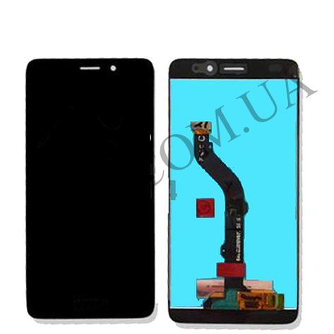 Дисплей (LCD) Huawei Honor 7 Lite (NEM- L21)/  Honor 5C (NEM- L51)/  GT3 (NMO L- 31) с сенсором чёрный, фото 2