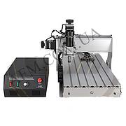 Настольный фрезерно- гравировальный станок SCOTLE CNC3040Z- DQV2 (трёхосевой,   200W)