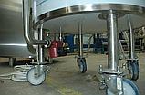 Сыроварня на 500 литров Польша / Варочный котел-сыроварня / пастеризатор для производства сыра новая, фото 3