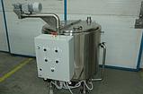 Сыроварня на 500 литров Польша / Варочный котел-сыроварня / пастеризатор для производства сыра новая, фото 5