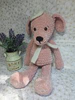 Мягкая вязанная игрушка Собака