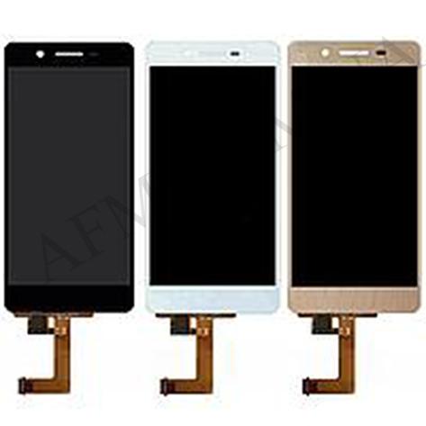 Дисплей (LCD) Huawei Enjoy 5s/  GR3 с сенсором золотой, фото 2