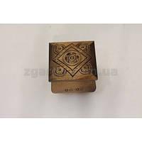 Деревянная шкатулка для мелких украшений