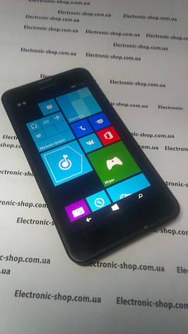 Смартфон Nokia lumia 630 bright original Б.У, фото 2