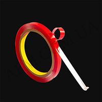 Двухсторонний скотч силиконовый Ширина:6мм. Длина:2,  5м