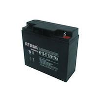 Аккумуляторная батарея ATABA AGM 12V 17Ah