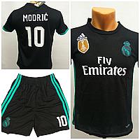 Футбольная форма детская Modric 10 в стиле Adidas 2017-18