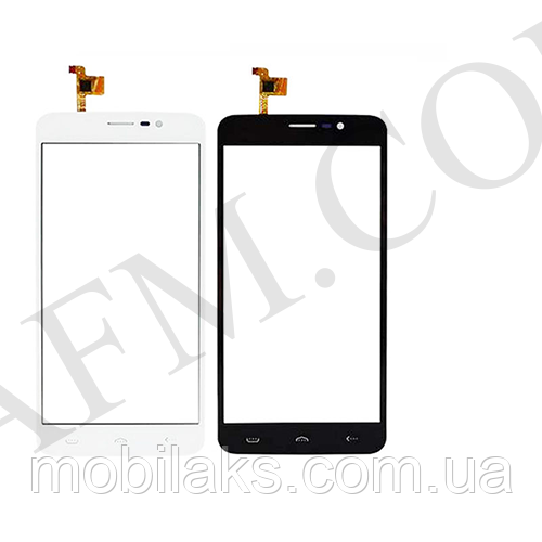Сенсор (Touch screen) Doogee (HomTom) HT27/  HT27 Pro чёрный
