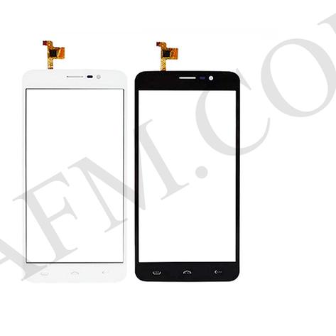 Сенсор (Touch screen) Doogee (HomTom) HT27/  HT27 Pro чёрный, фото 2