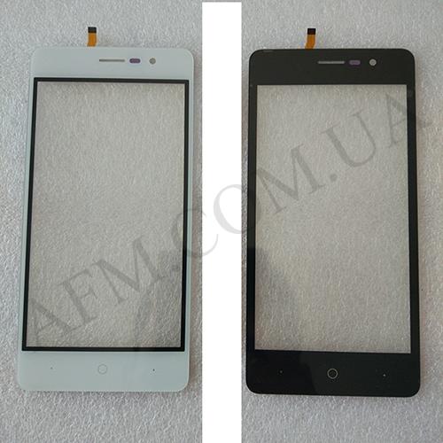 Сенсор (Touch screen) Doogee X10 белый
