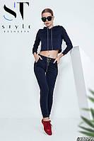 Спортивний костюм жіночий, норма р. S, M, L ST Style, фото 1