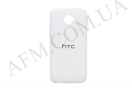 Задняя крышка HTC 601 Desire белая