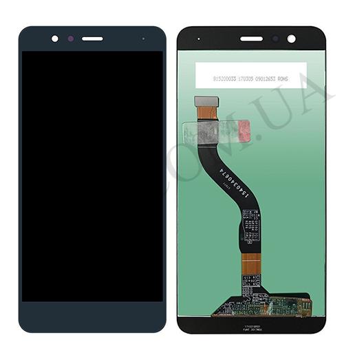 Дисплей (LCD) Huawei P10 Lite (WAS- LX1/  LX2/  LX3) с сенсором чёрный